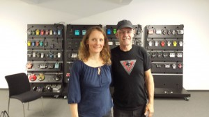 Warwick basscamp Gary Willis