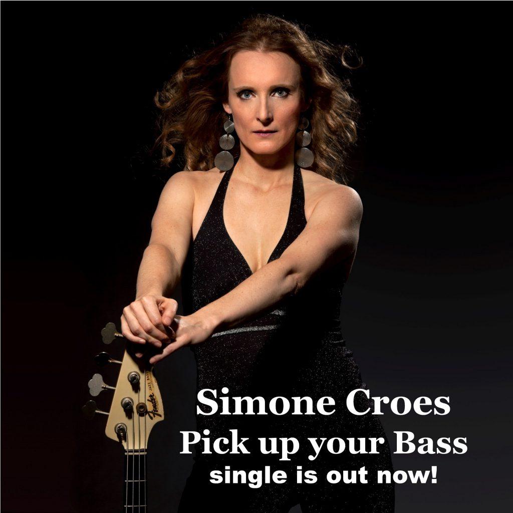 Simone Croes first single
